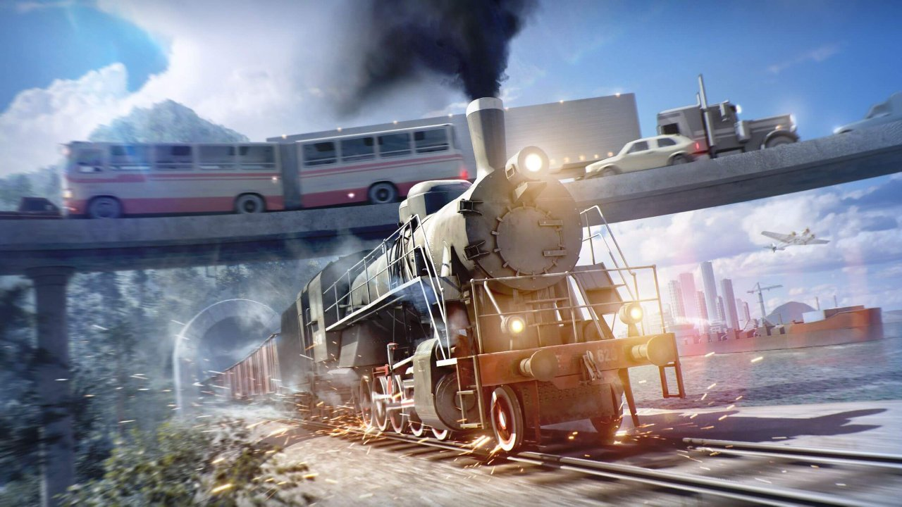 TransportFever2Bridge