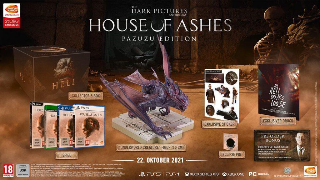 House of Ashes: Pazuzu Edition